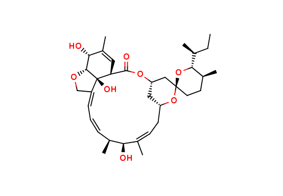 Ivermectin aglycone