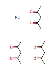 Ruthenium acetylacetonate