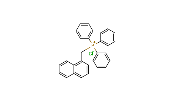 (1-Naphthylmethyl)triphenylphosphonium chloride