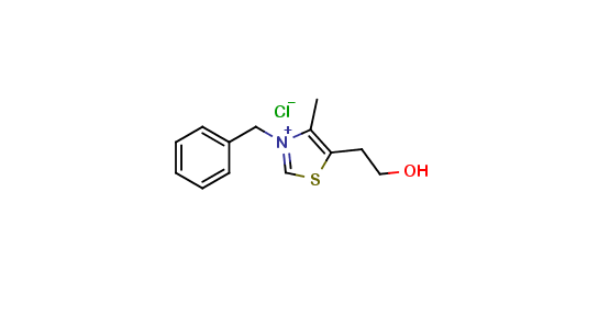 3-Benzyl-5-(2-hydroxyethyl)-4-methylthiazolium chloride