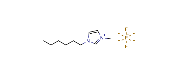 1-Hexyl-3-methylimidazolium hexafluorophosphate