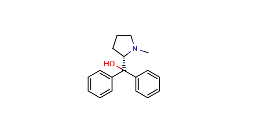 a,α-Diphenyl-N-methyl-L-prolinol