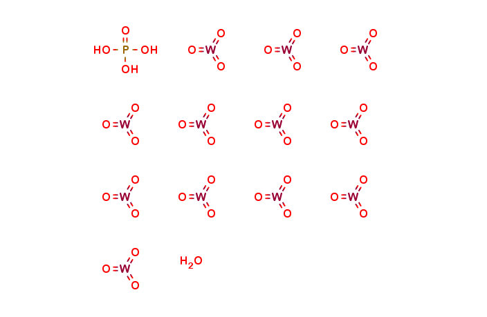 Phosphotungstic acid hydrate