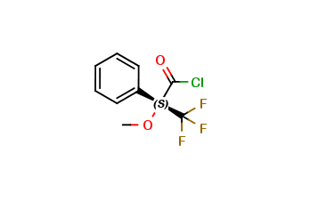 (S)-(+)-α-Methoxy-α-(trifluoromethyl)phenylacetyl chloride