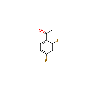 2,4-Difluoroacetophenone, cas 364-83-0