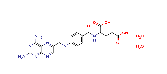 L-Amethopterin hydrate
