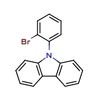 9-(2-bromophenyl)-9H-carbazole