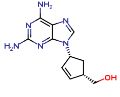 Abacavir Related Compound A  (F1L311)