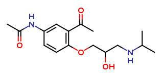 Acebutolol Related Compound B  (F005G0)