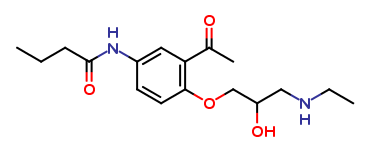 Acebutolol Related Compound I  (F005H0)