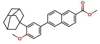 Adapalene Related Compound B  (F0K419)