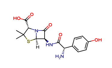 Amoxicillin Related Compound B  (R081J0)