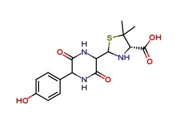 Amoxicillin Related Compound C  (R072H0)