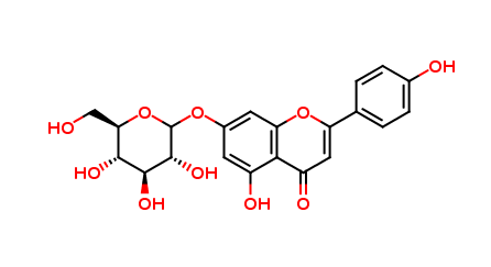 Apigenin-7-glucoside  (R080Q0)