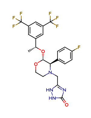 Aprepitant Related Compound A  (R08690)