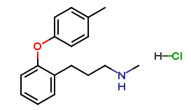 Atomoxetine Related Compound C  (F0J335)