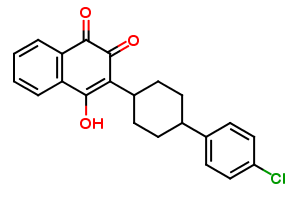 Atovaquone Related Compound A  (F0B188)