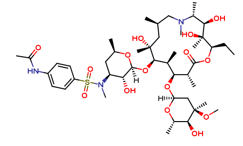 Azithromycin Related Compound H  (R068K0)