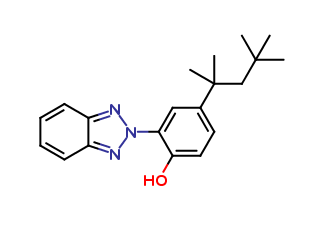Bisoctrizole Related Compound A  (F0F225)