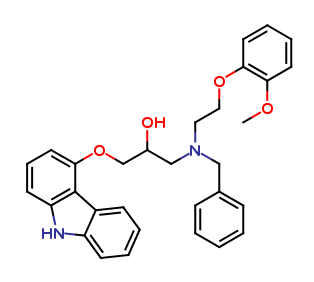 Carvedilol Related Compound C  (R038F0)