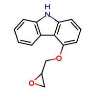 Carvedilol Related Compound D  (F0H149)