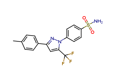 Celecoxib Related Compound B  (R018P0)