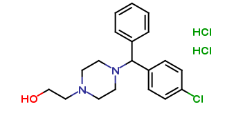 Cetirizine Related Compound G  (F033A0)