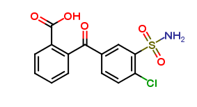 Chlorthalidone Related Compound A  (R002M0)