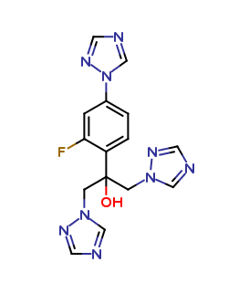 Fluconazole Related Compound A  (R05480)