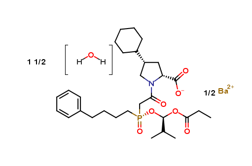 Fosinopril Related Compound B  (R036H0)