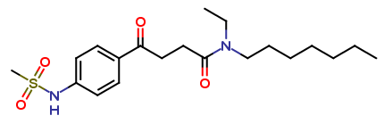 Ibutilide Related Compound A  (F005M0)