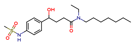 Ibutilide Related Compound B  (F0M422)