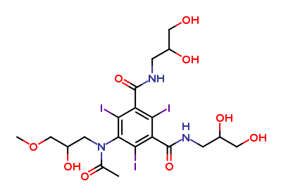 Iodixanol Related Compound D  (F0B231)