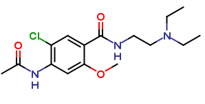 Metoclopramide Related Compound A  (F0M165)