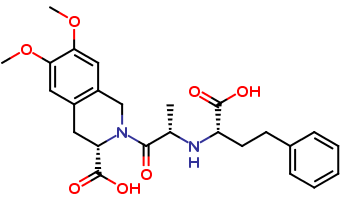 Moexipril Related Compound A  (F0L417)