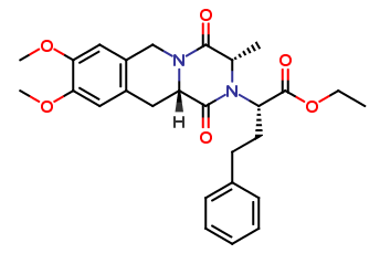 Moexipril Related Compound B  (F0L390)