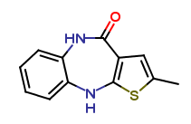 Olanzapine Related Compound B  (R055G0)