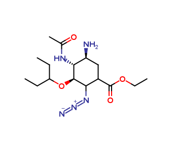 Oseltamivir Related Compound A  ()