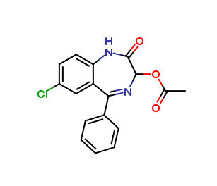 Oxazepam Related Compound B  (F0M029)