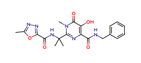 Raltegravir Related Compound E  (F050W0)