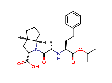 Ramipril Related Compound B  (F0F151)