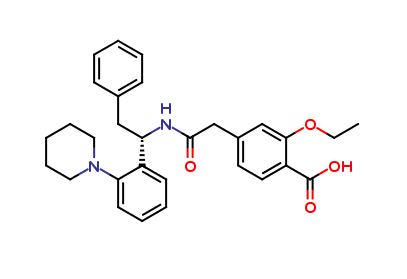Repaglinide Related Compound C  (H0L382)