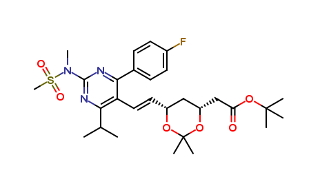 Rosuvastatin Related Compound C  (F063T0)