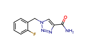 Rufinamide Related Compound A  (F0K299)