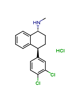 Sertraline Hydrochloride Related Compound A  (F0H425)