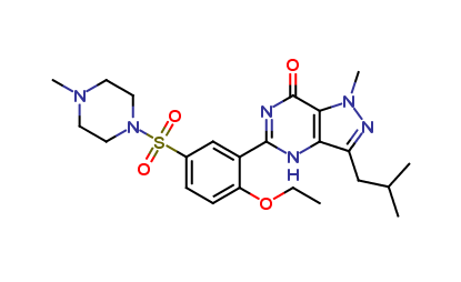 Sildenafil Related Compound A  (F0K413)