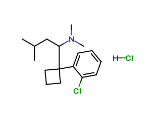 Sibutramine Related Compound A  (F0I254)