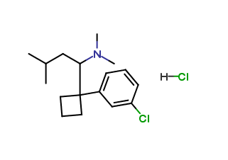 Sibutramine Related Compound B  (F0I255)