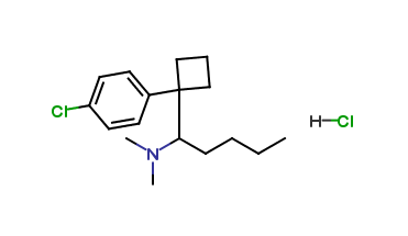 Sibutramine Related Compound C  (F0I258)