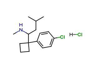 Sibutramine Related Compound D  (F0I256)